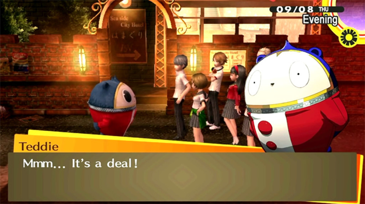 Persona titles are also celebrated for their strong characterizations.