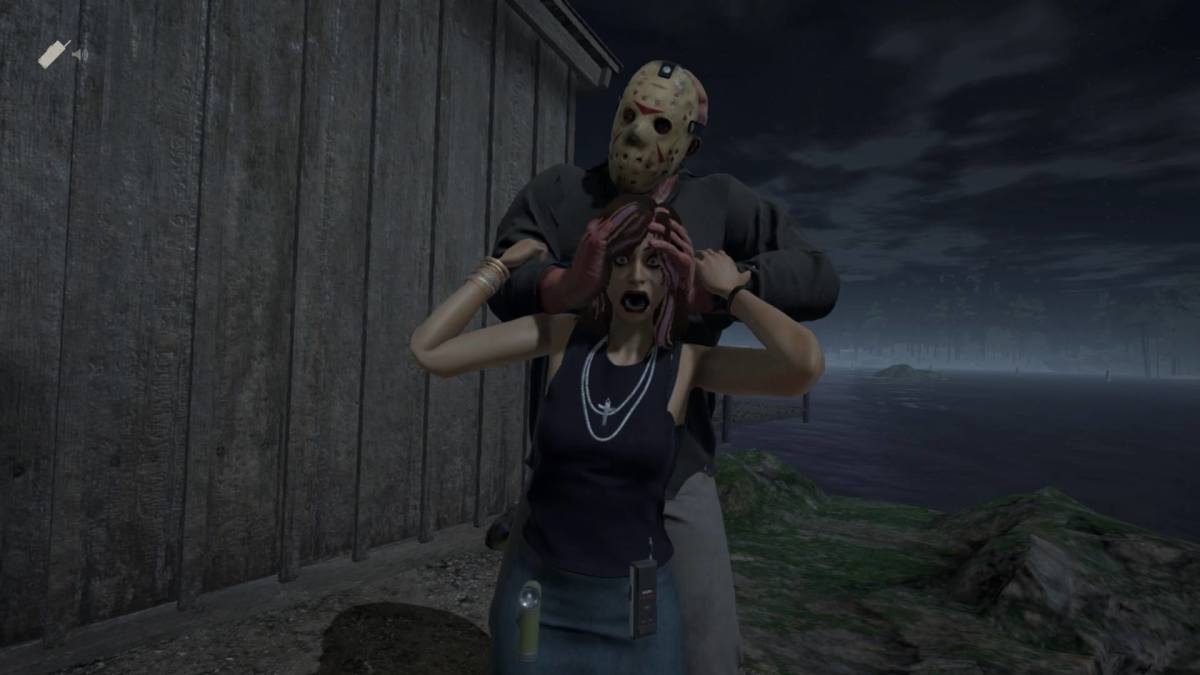 Friday the 13th the game how to escape from jason using for 13 floor escape game