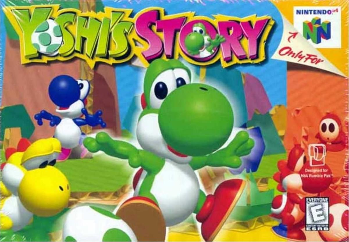 """Yoshi's Story"""
