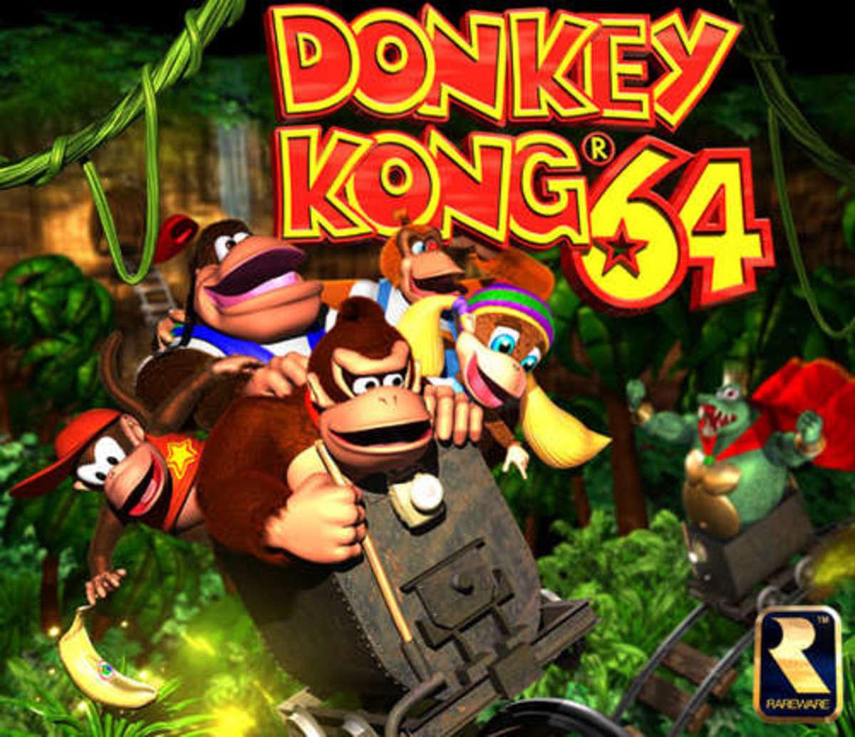 """""""Donkey Kong 64"""""""