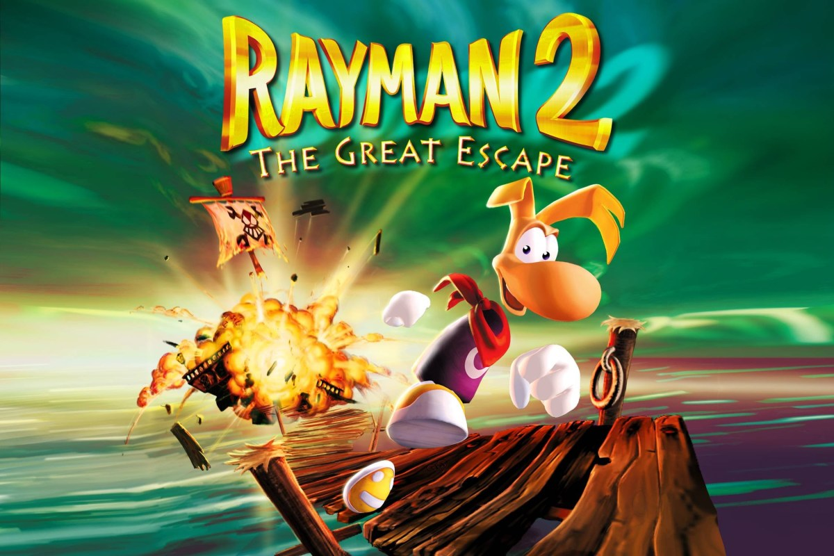 """Rayman 2: The Great Escape"""