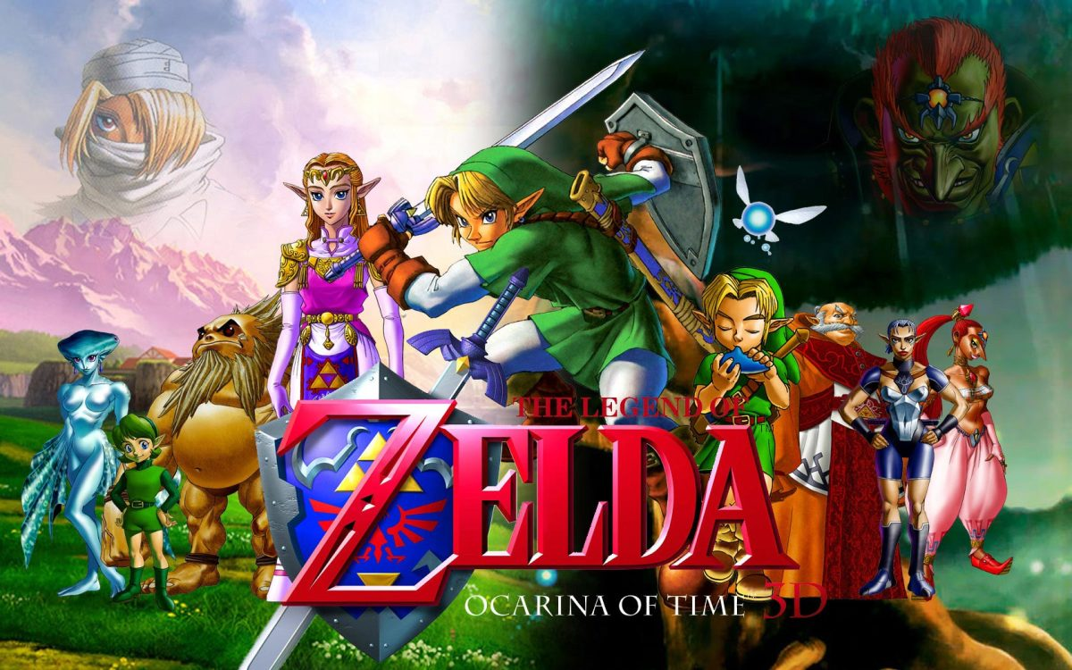 """The Legend of Zelda: Ocarina of Time"""
