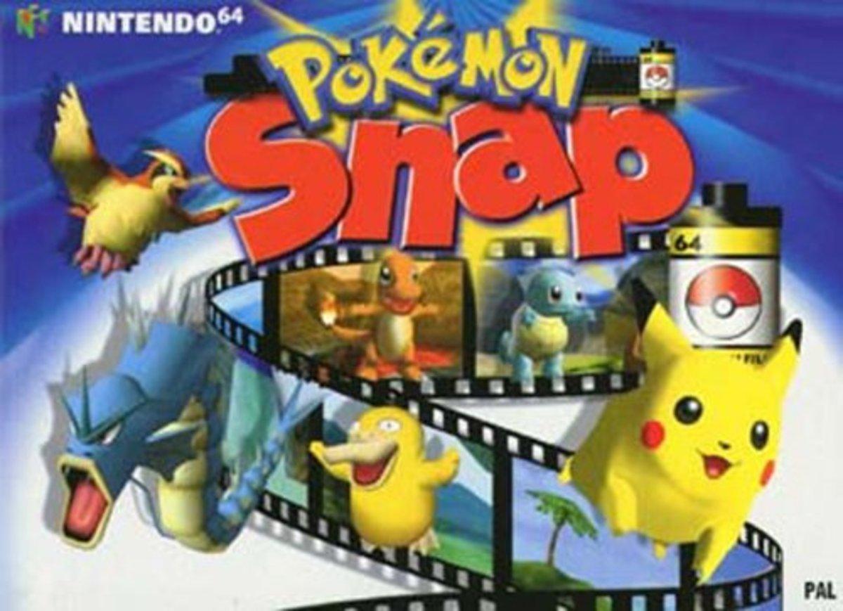 """""""Pokémon Snap"""""""
