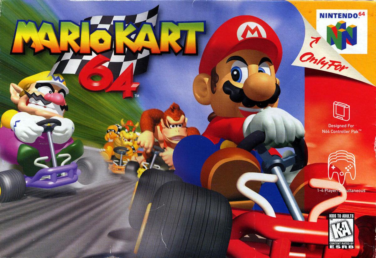 """""""Mario Kart 64"""""""