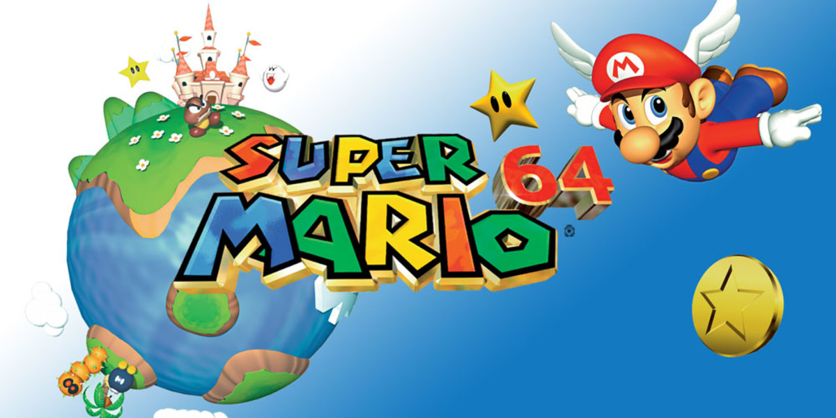 """""""Super Mario 64"""""""