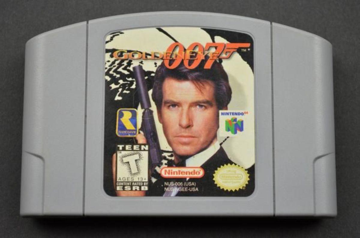 """""""GoldenEye 007"""""""