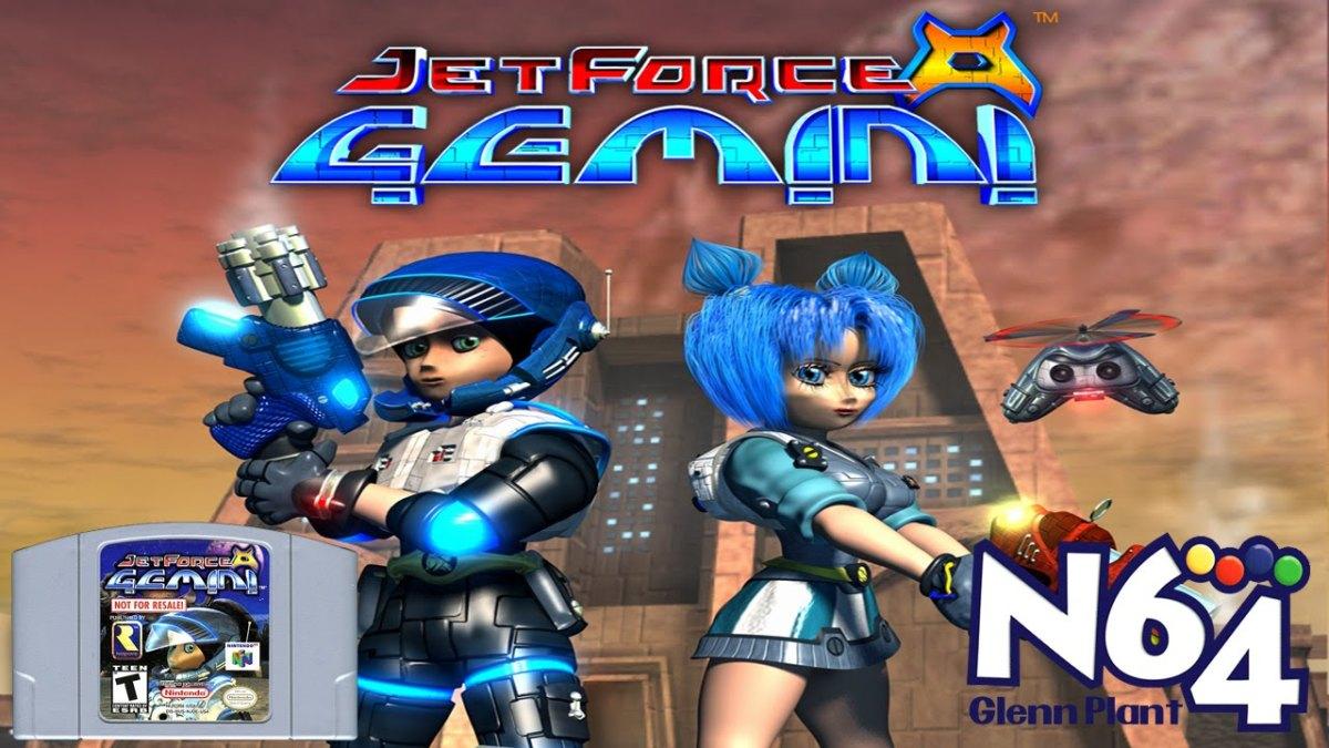 """Jet Force Gemini"""