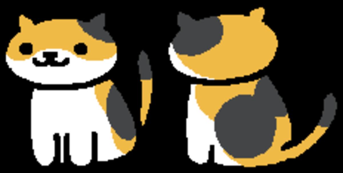 Neko Atsume: Character Profile - Callie
