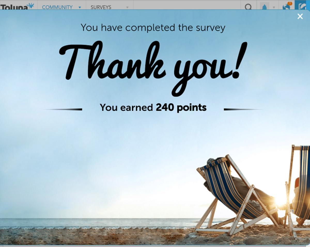 Take a survey, win diamonds!