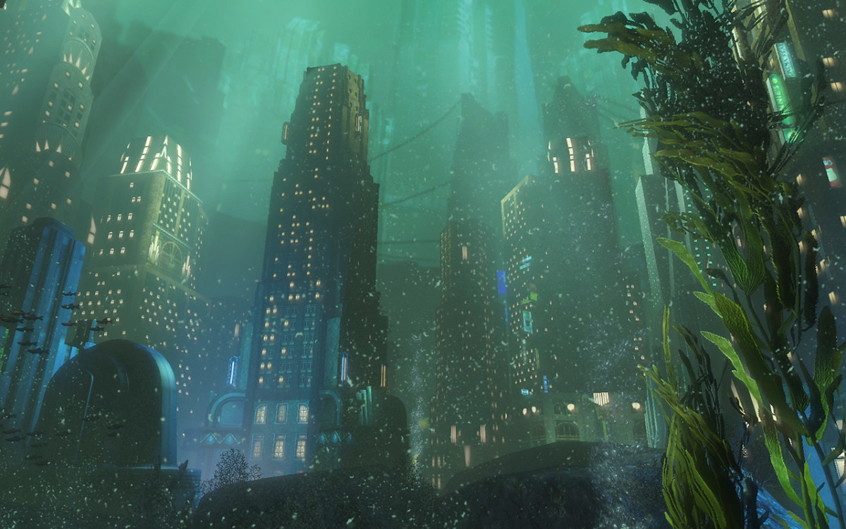 Rapture has been consistently hailed as one of the most mesmerising worlds created for video games.