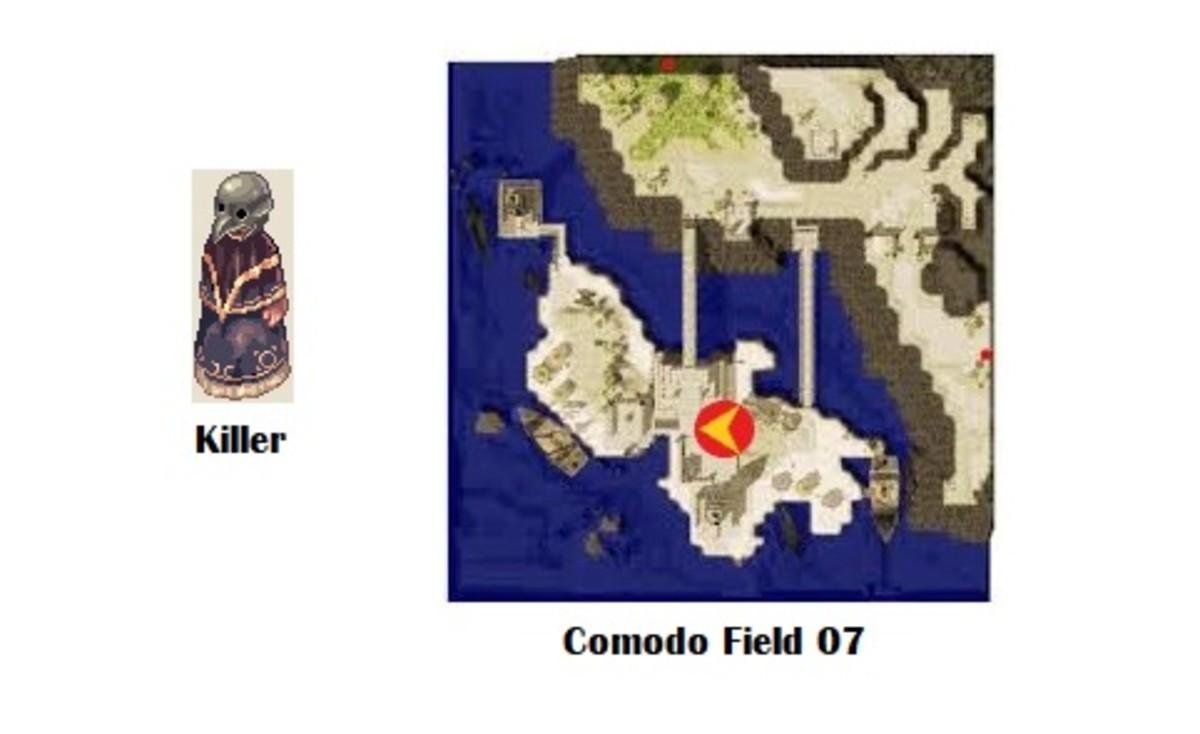Killer; Comodo Field 07