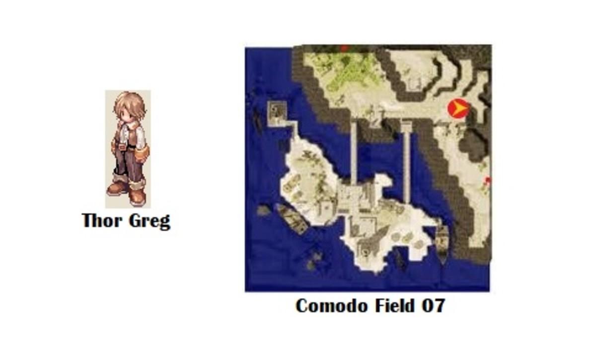 Thor Greg; Comodo Field 07