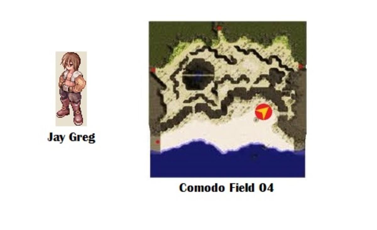 Jay Greg; Comodo Field 04