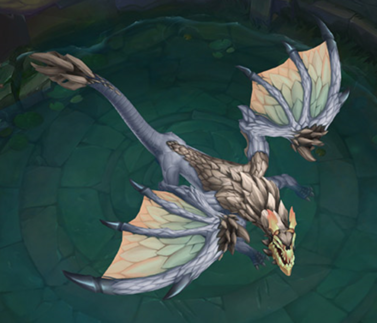 Wind Drake: Bonus move speed & out of combat move speed