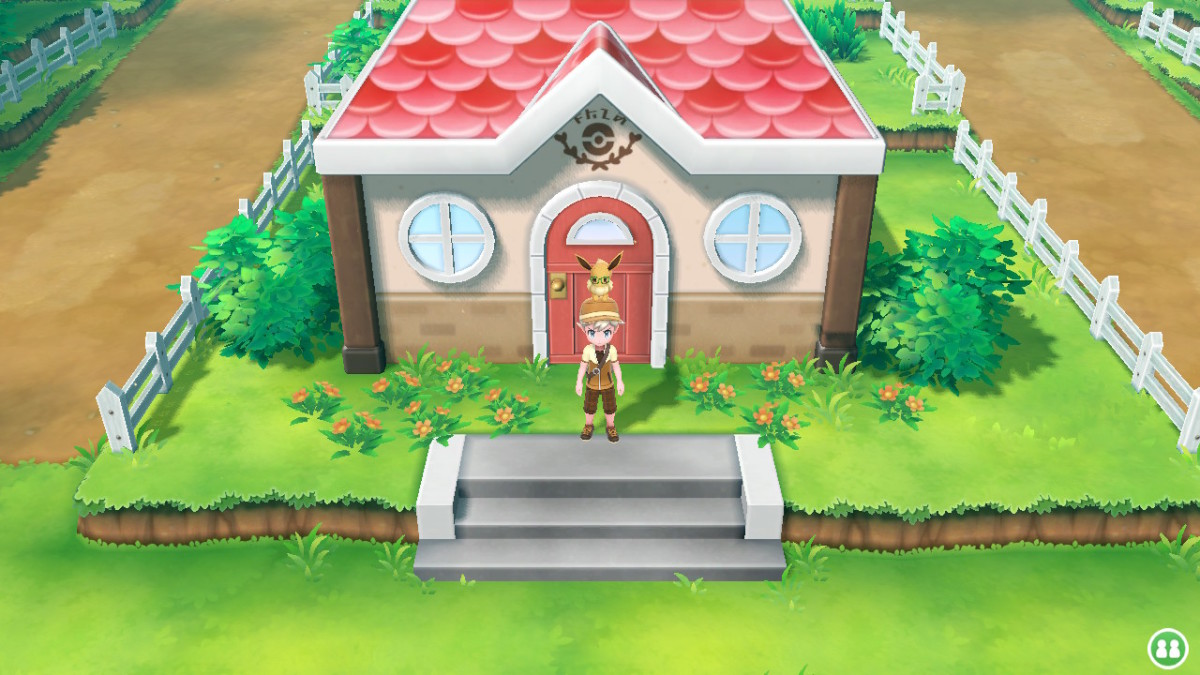 The Day Care Center South of Cerulean City