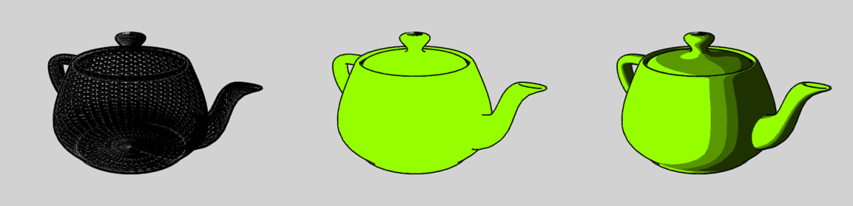 Cel Shaded Pot  By User:NicolasSourd - Own work, CC BY 2.5,