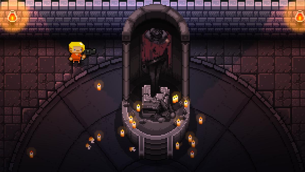 The Hero Shrine.