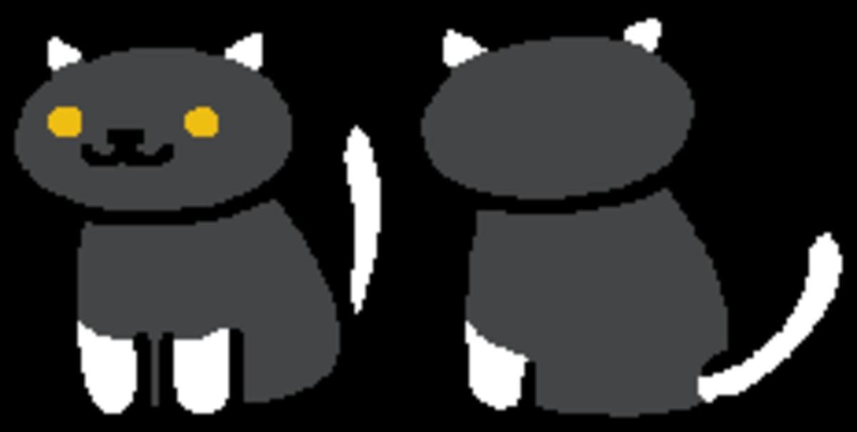 Neko Atsume: Character Profile - Socks