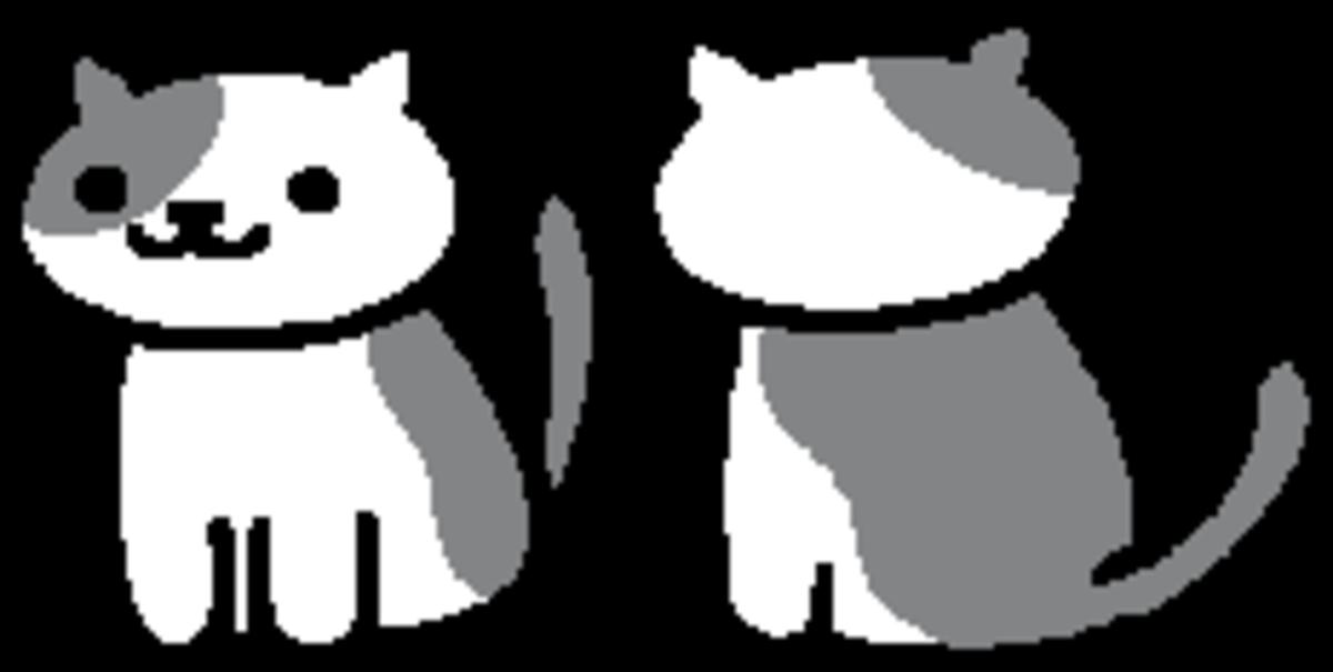Neko Atsume: Character Profile - Lexy