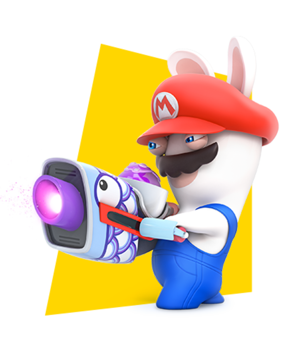 Mario + Rabbids Kingdom Battle - Rabbid Mario Guide