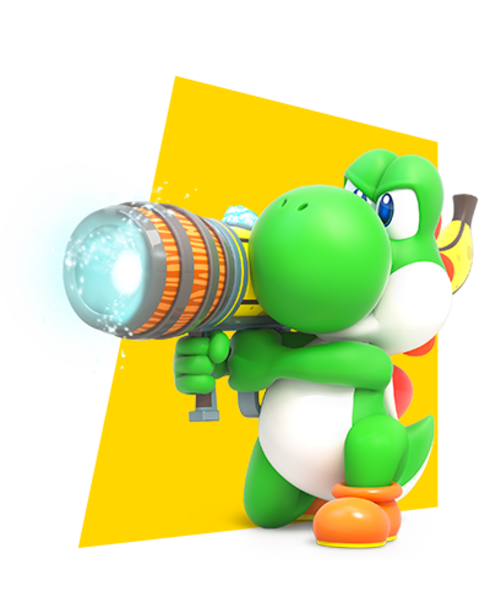 Mario + Rabbids Kingdom Battle - Yoshi Guide