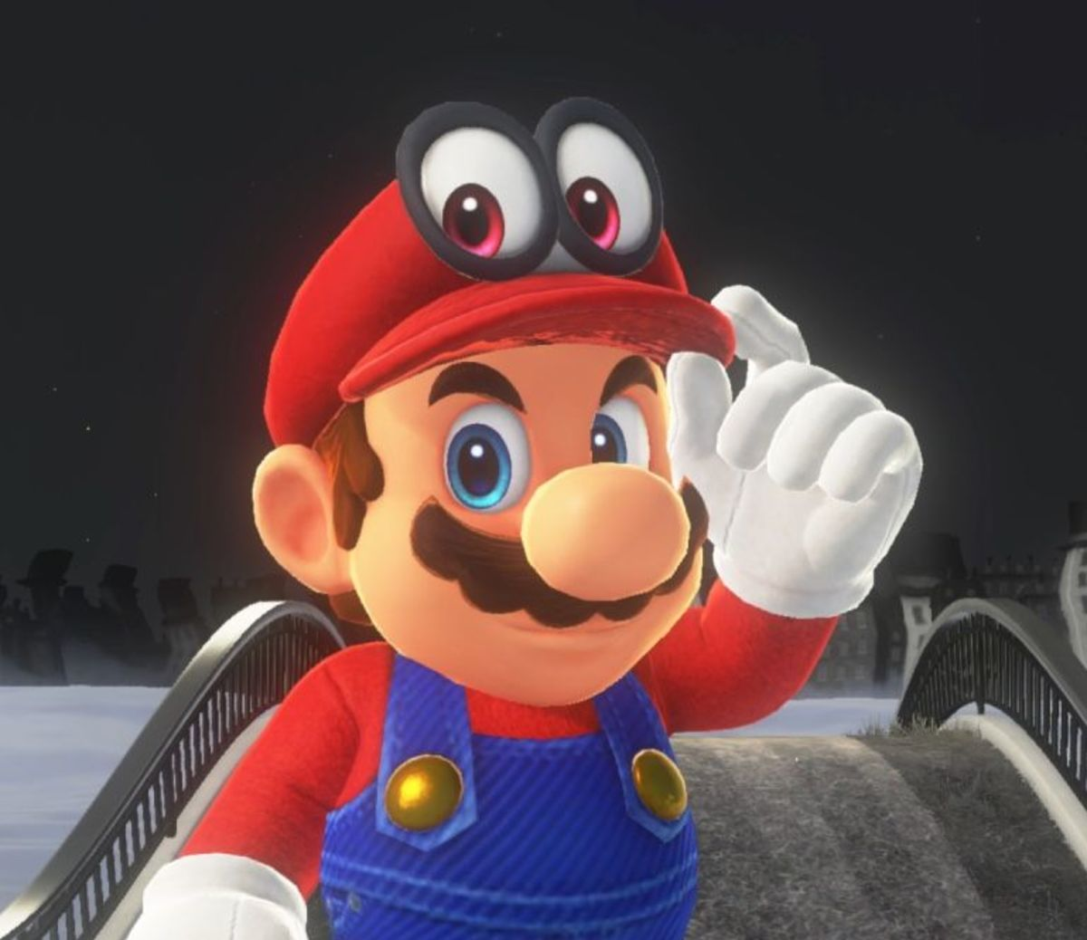 """""""Super Mario Odyssey"""" Review: Nintendo Tips Its Cap to the Past"""