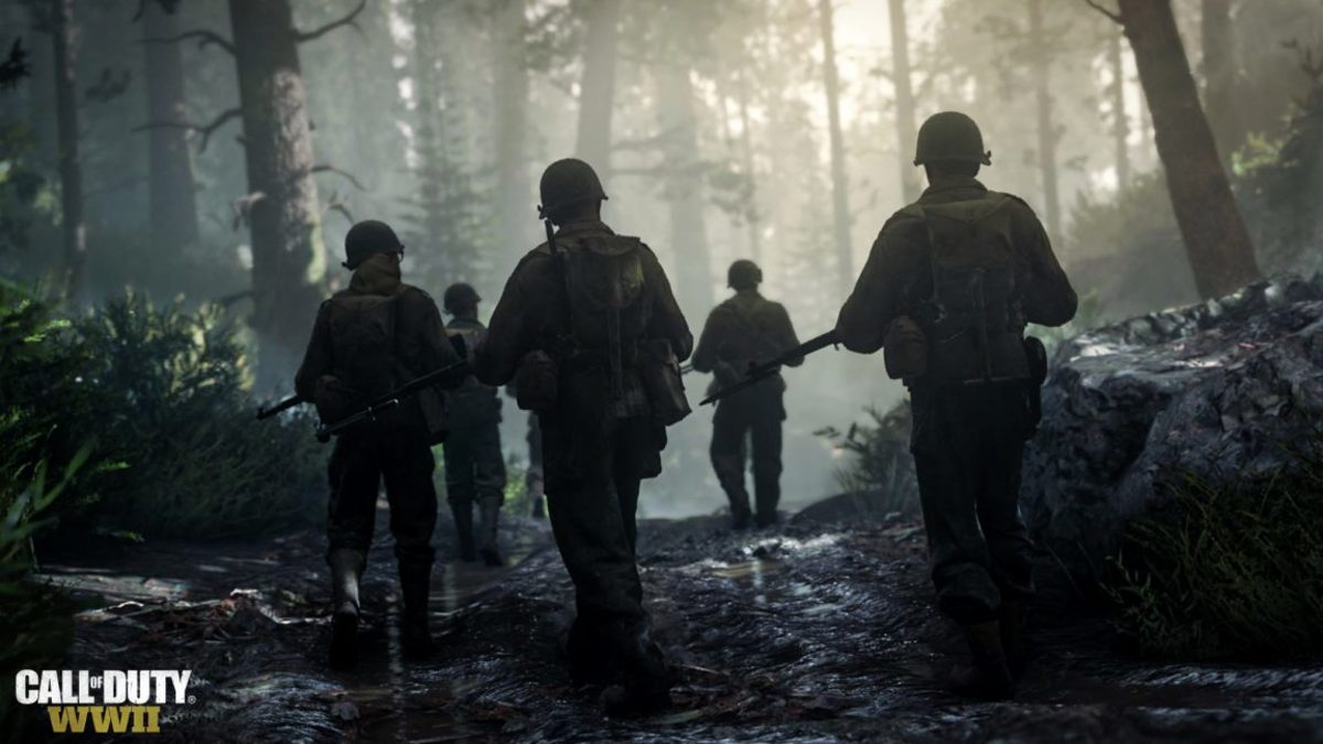 Call of Duty WW2 takes you and your squad to the frontlines in a story that gets you so involved you feel as if you are part of the action rather than someone sitting on a couch with a controller.