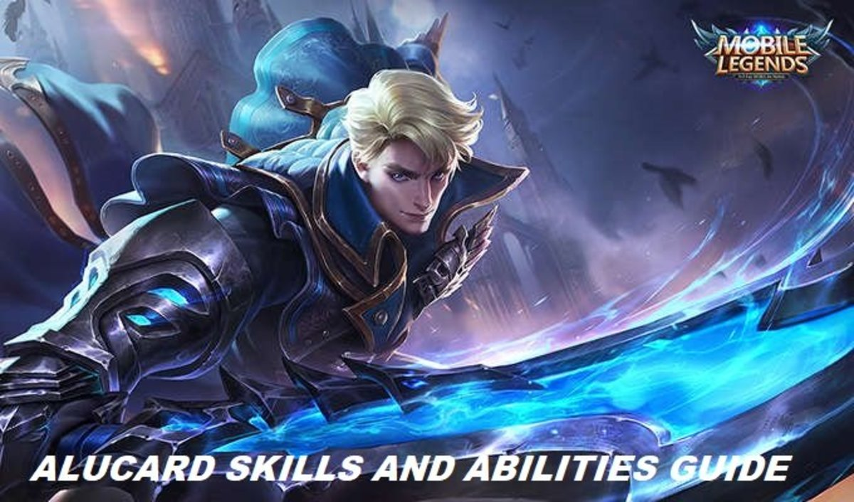 Mobile Legends Alucard Skills and Abilities Guide
