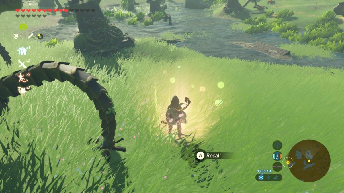 How to Find All Captured Memory Locations in The Legend of