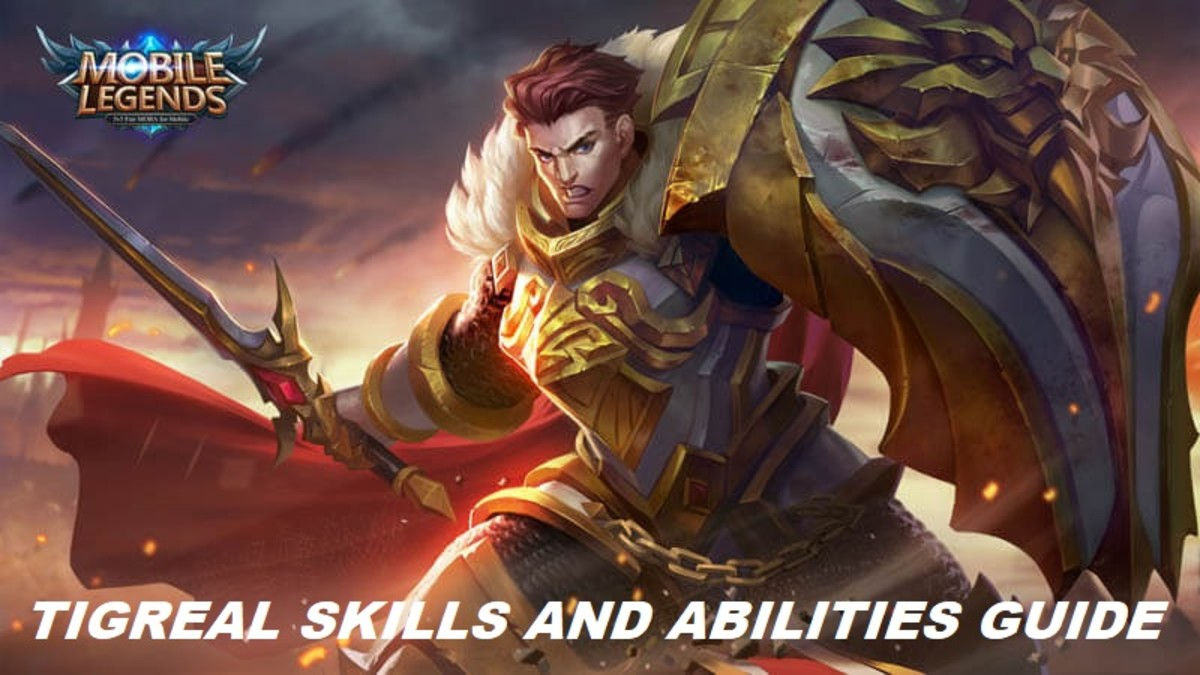 Mobile Legends Tigreal Skills and Abilities Guide