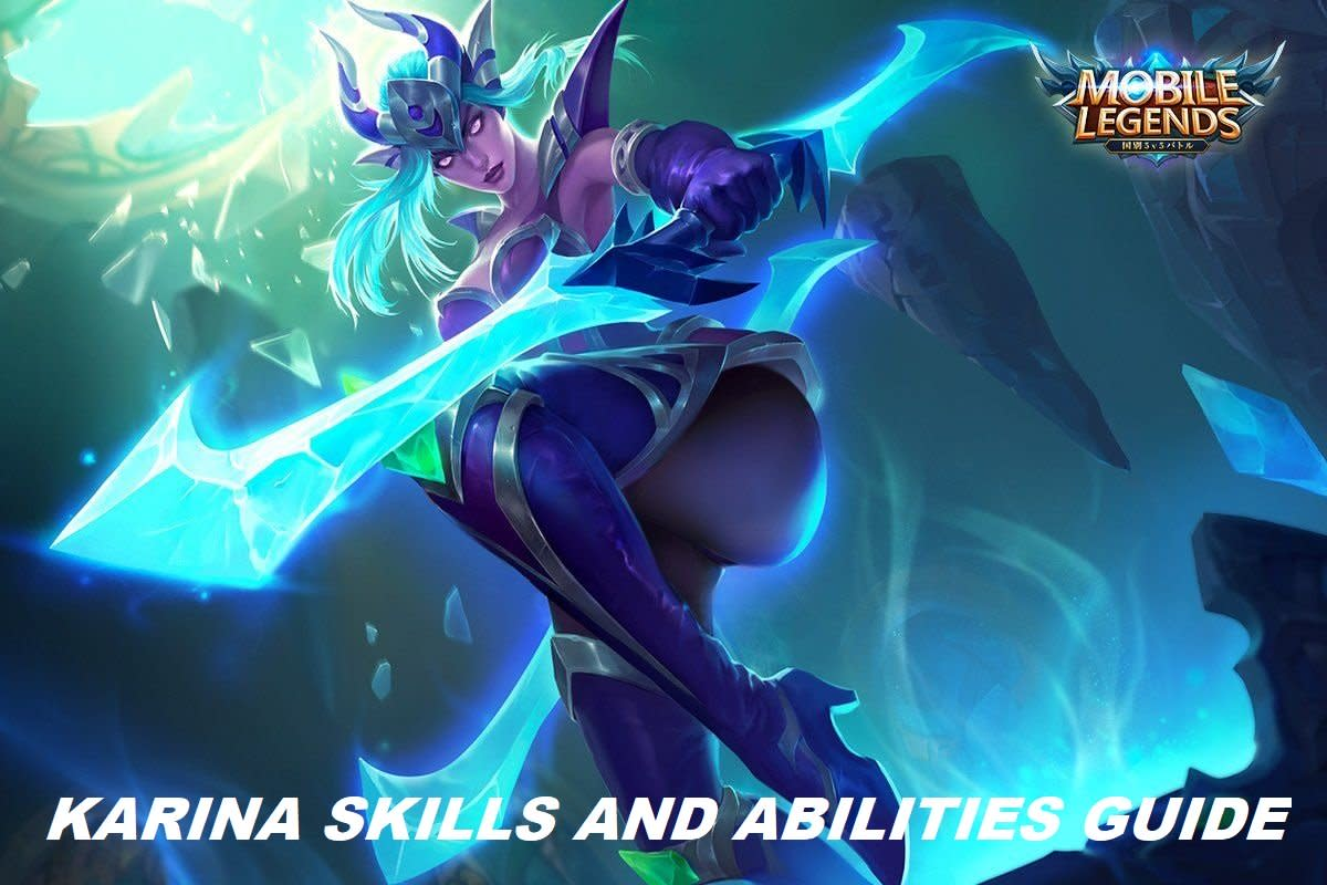 "How well do you understand Karina's skills in ""Mobile Legends""? Get some help from this guide."
