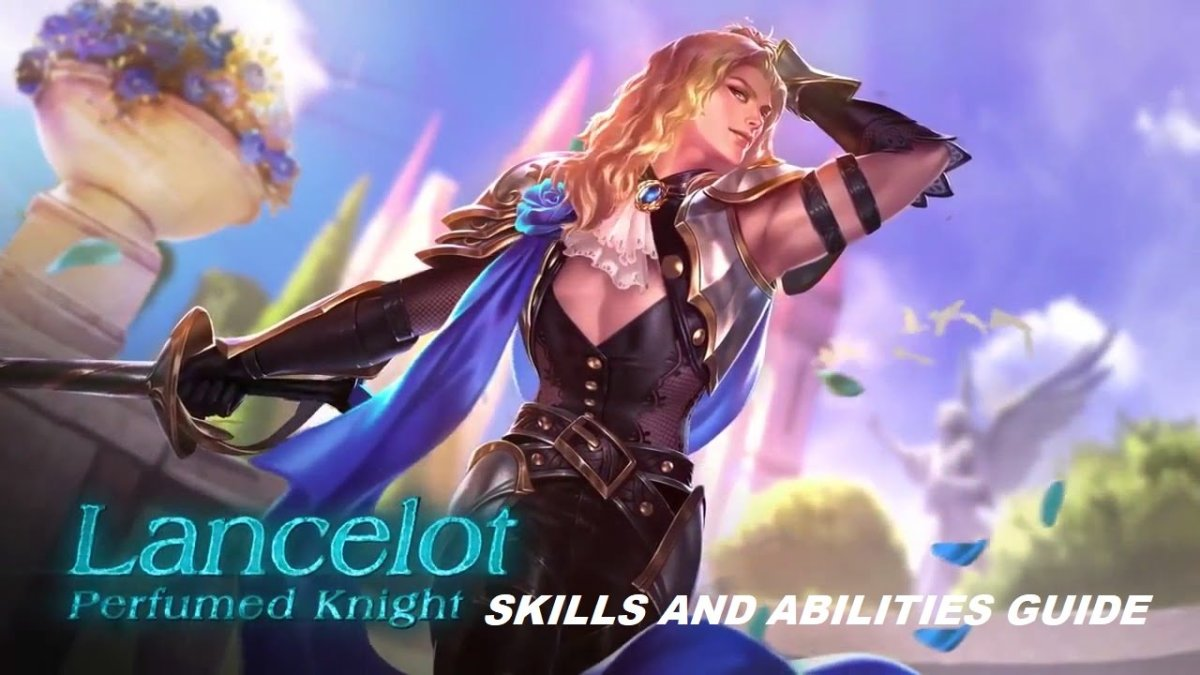 Mobile Legends Lancelots Skills And Abilities Guide Levelskip Lanccelot Watch Aegis Of Attilia