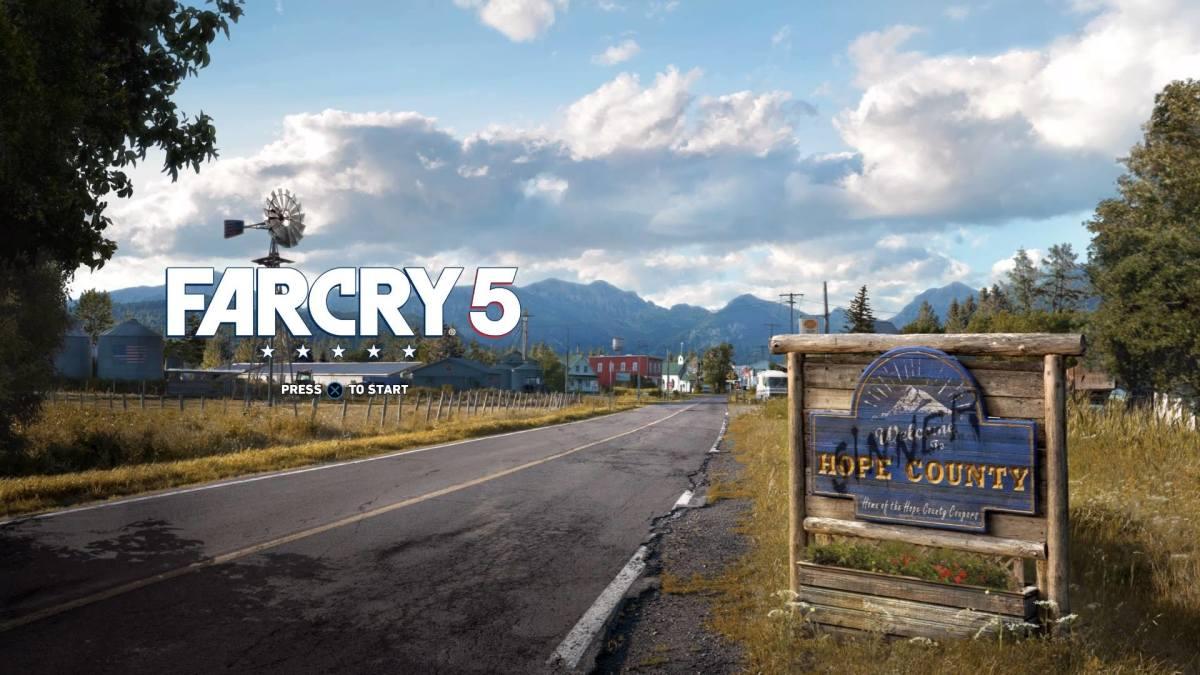"""""""Far Cry 5"""""""