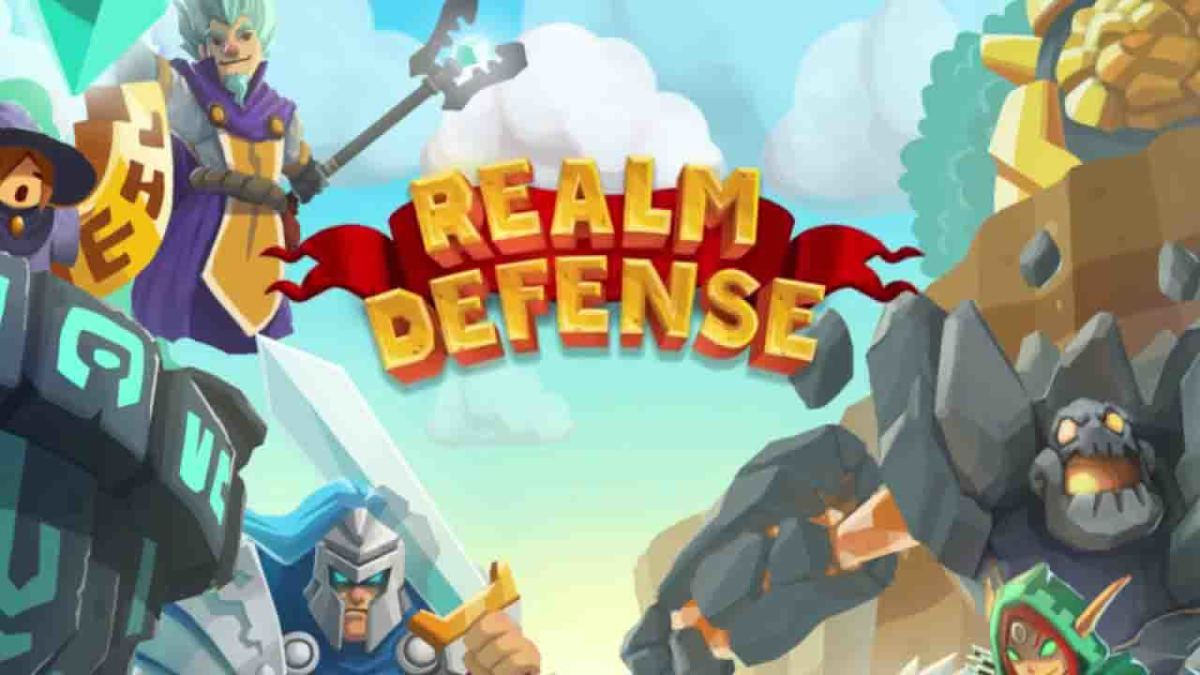 Realm Defense Logo