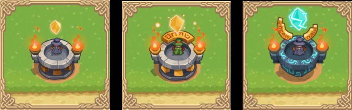 The Wizard Tower's Progression Chain