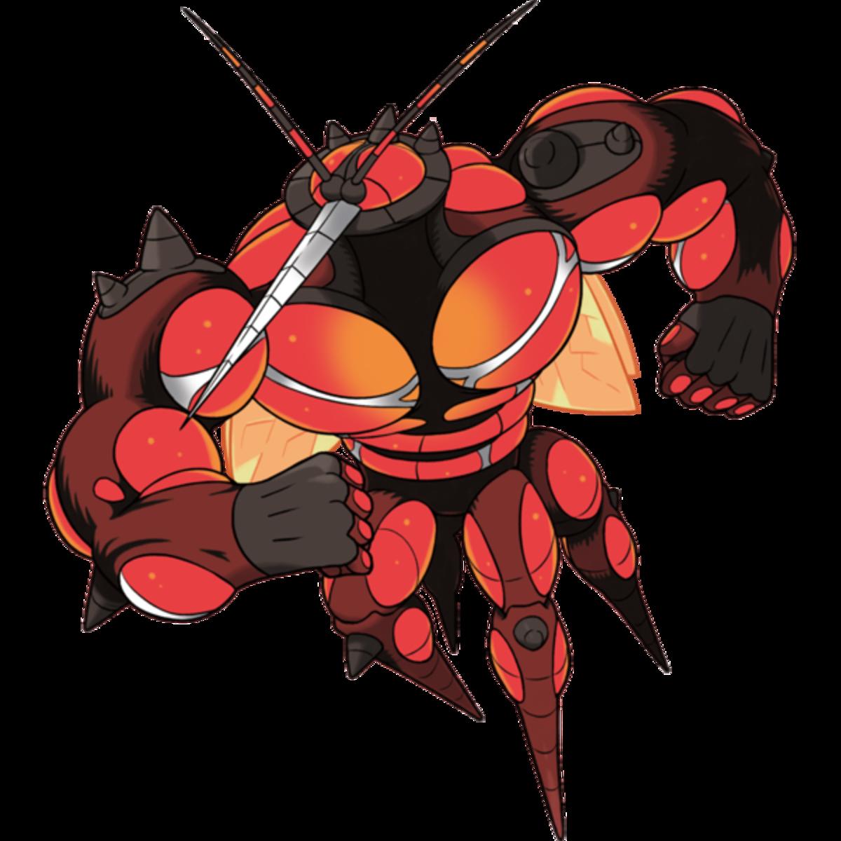 Buzzwole (UB-02 Absorption)