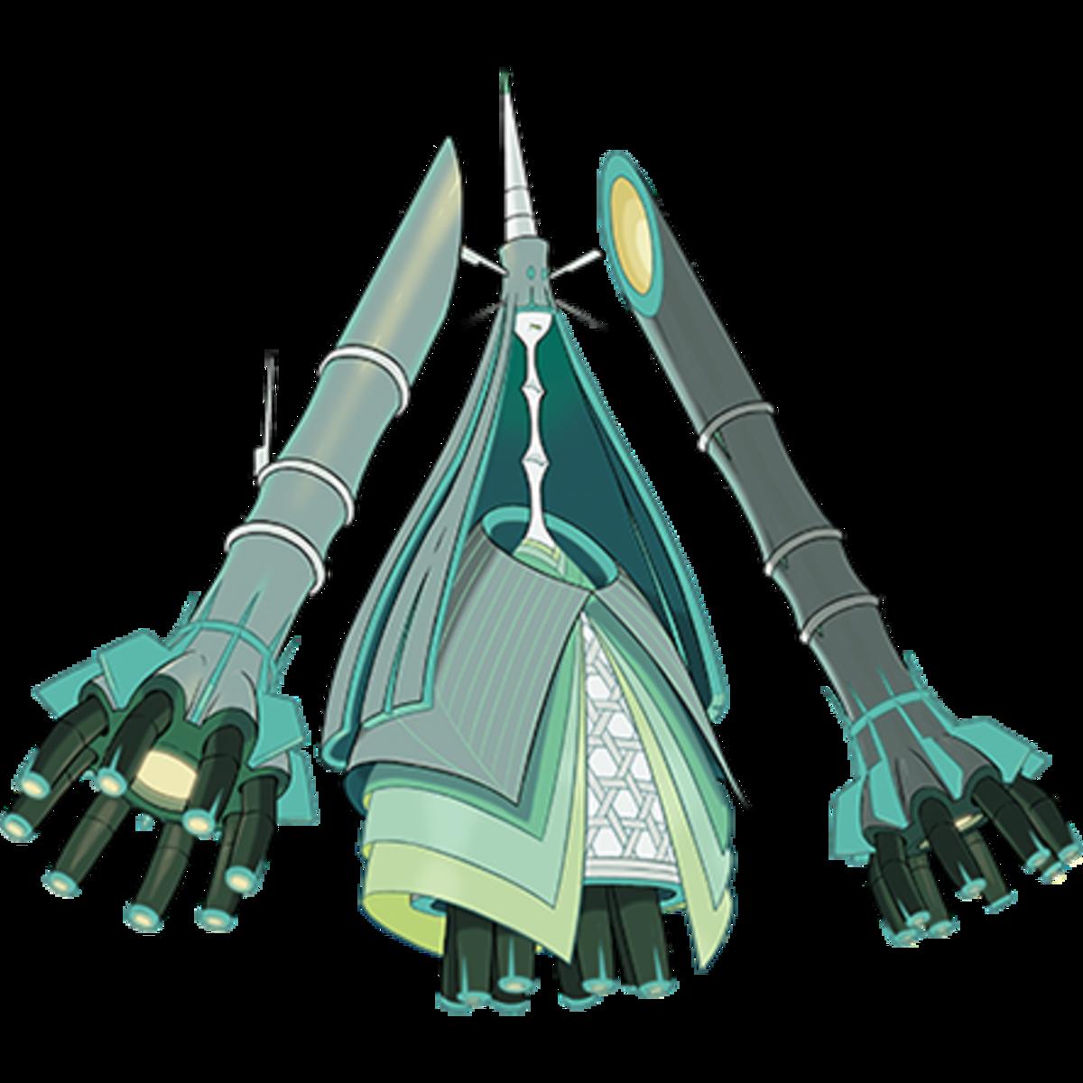 Celesteela (UB-04 Blaster)