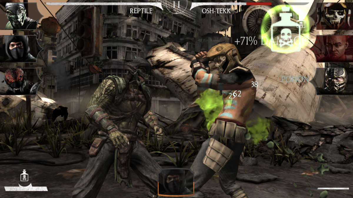 Ranking The Best Fighting Games On Ios Levelskip Video Games