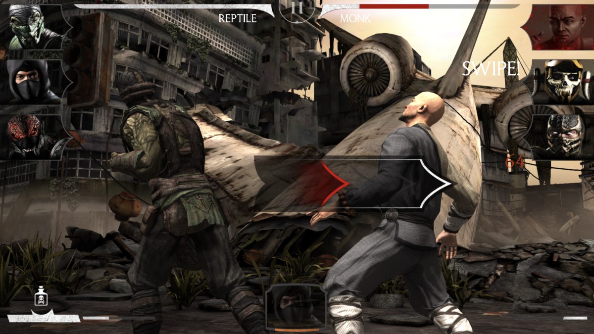 Ranking the Best Fighting Games on iOS