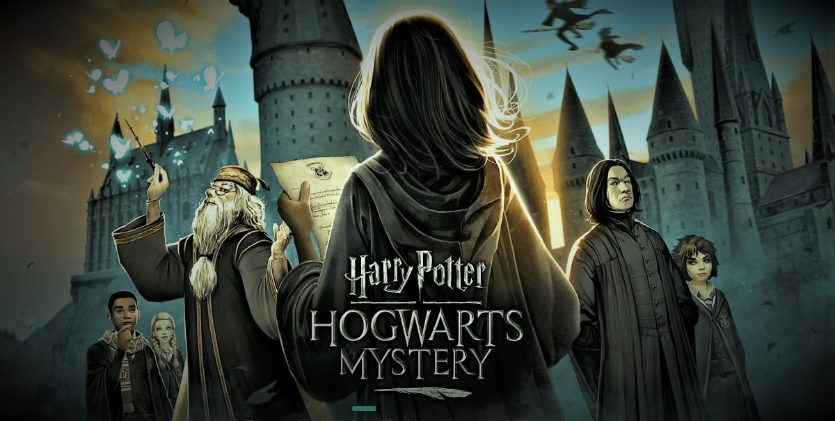 Harry Potter: Hogwarts Mystery App Guide & Review