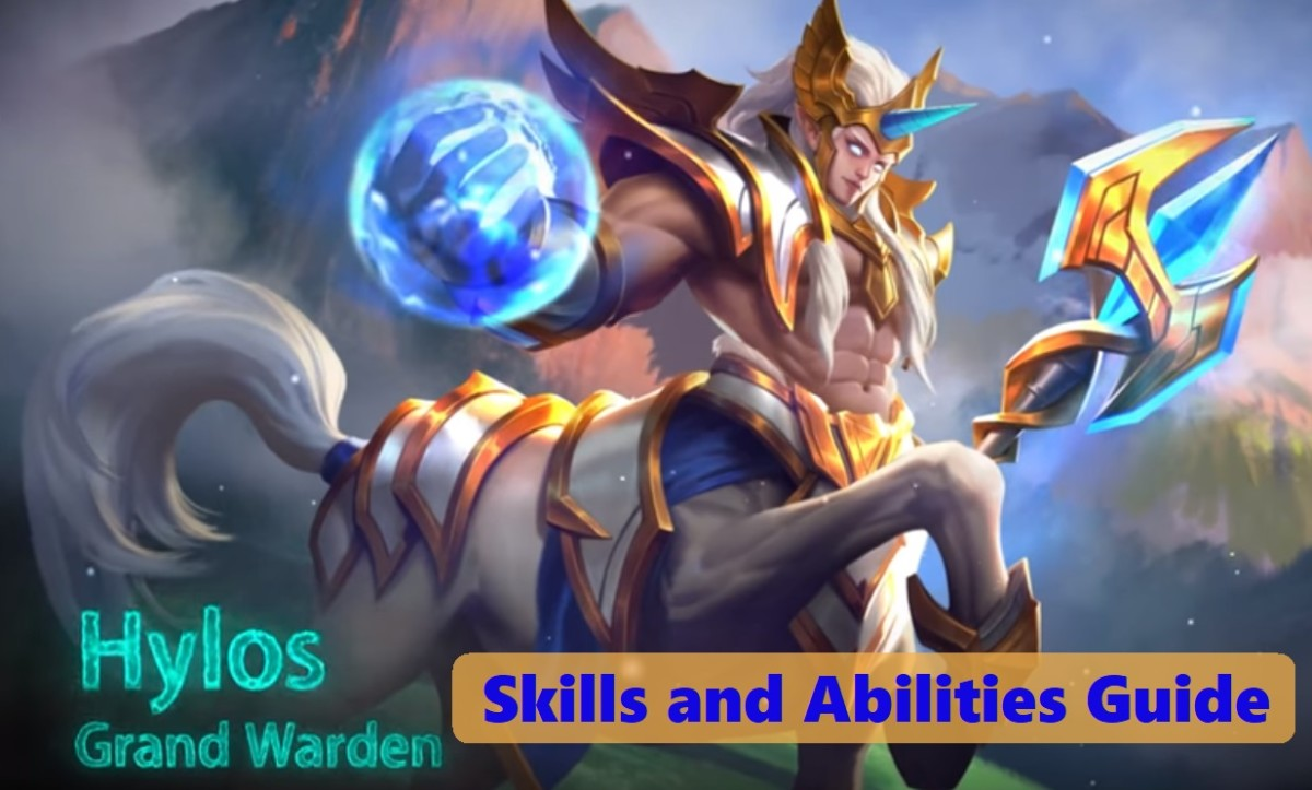 Mobile Legends Hylos Skills and Abilities Guide