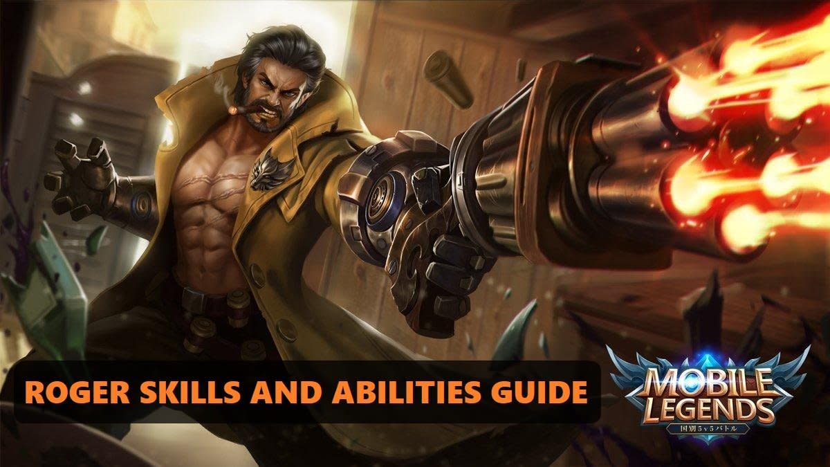 Discover all of Roger's skills and how to use them with the help of this guide.