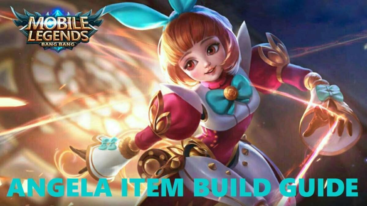 Mobile Legends Angela Item Build Guide