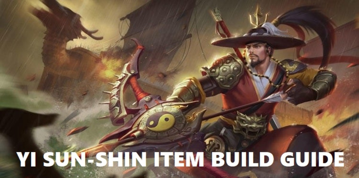 Mobile Legends Yi Sun-shin Item Build Guide