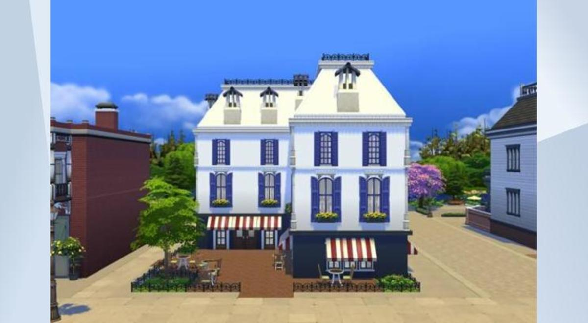 40+ of the Best CC-Free Lots in the Sims 4 Gallery! | LevelSkip