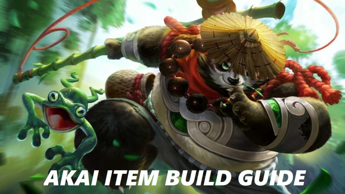 Want to try out a new item build for Akai? Check out these three ideas for the Panda Warrior!