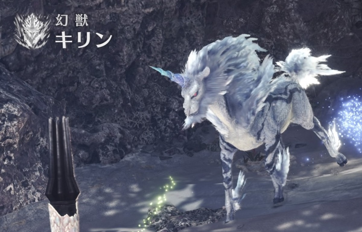 Figure out how to battle the Kirin in the Coral Highlands!