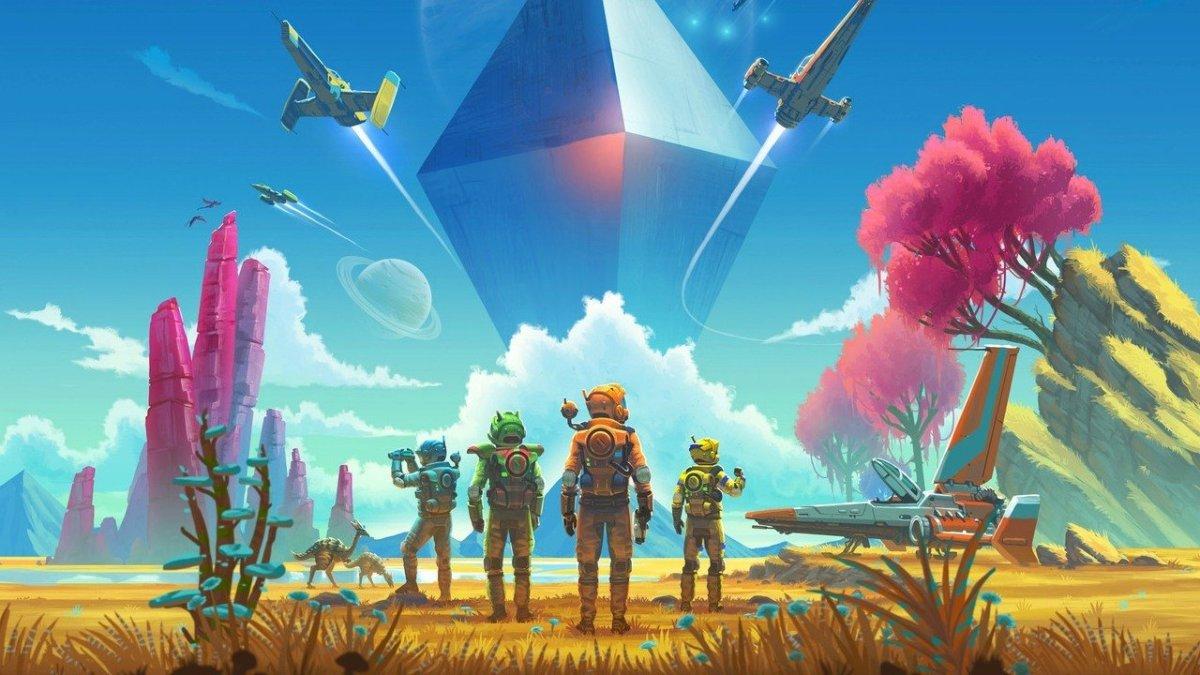 No Man's Sky NEXT: Hello Game's Redemption?
