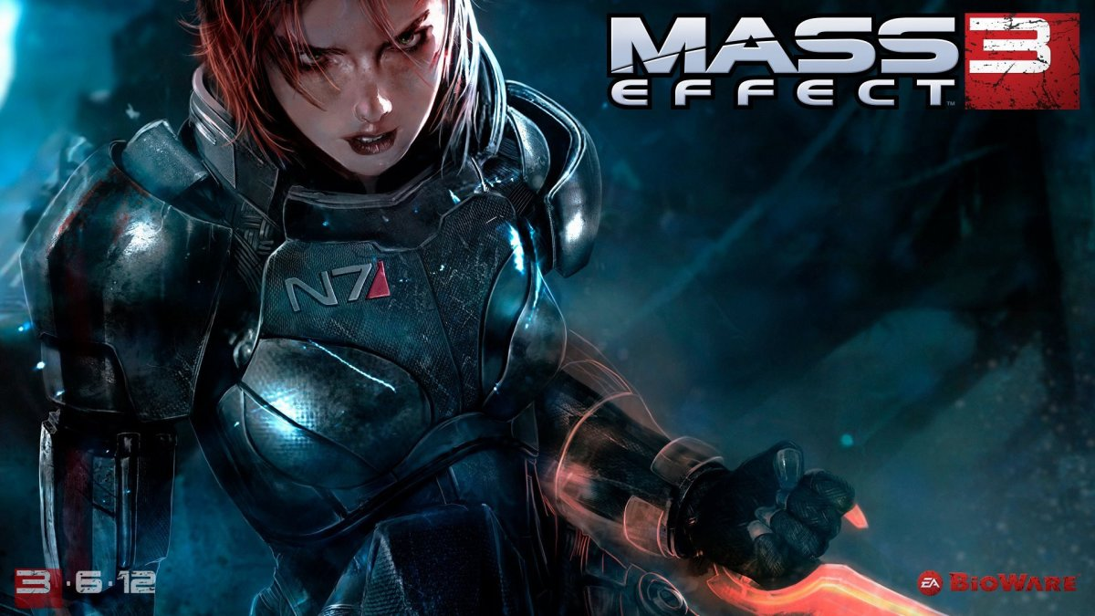 Mass Effect: Why Shepard Is the Ultimate Woman's Power Fantasy