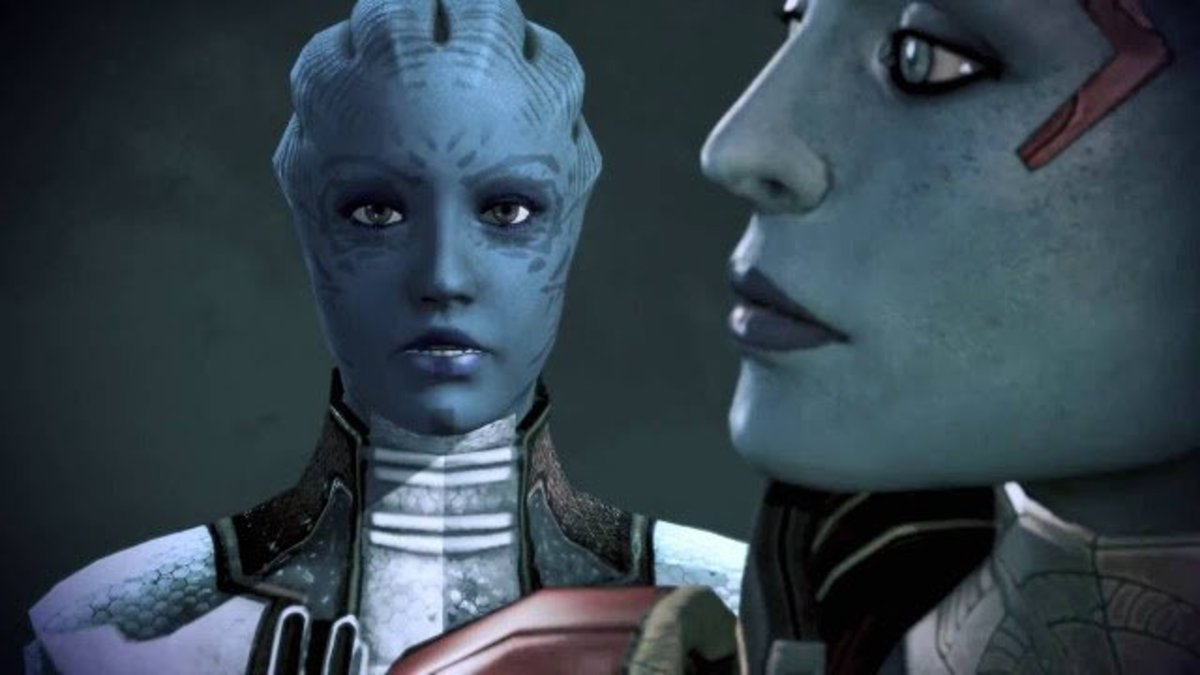 Mass Effect 3: Killing Falere Makes Perfect Sense